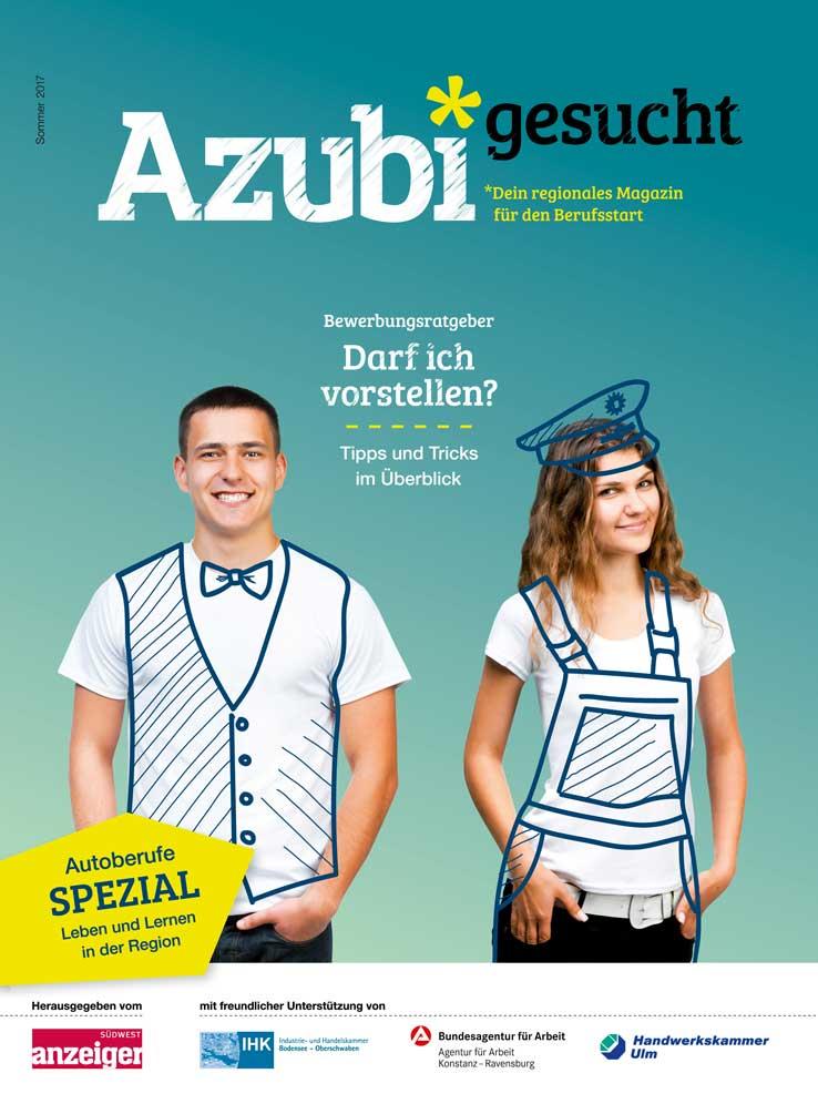 Azubi gesucht - Ausgabe 2 2017